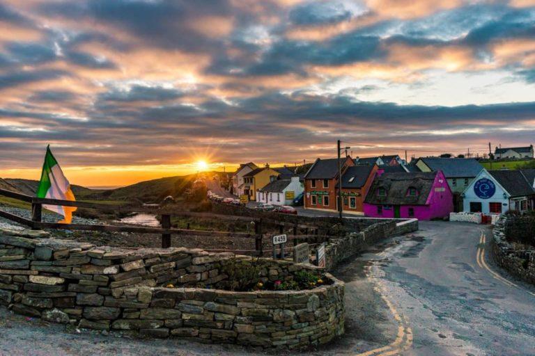 Daly's House B&B Doolin co. Clare - Accommodation Bed and Breakfast on Ireland's Wild Atlantic Way - Doolin Fisherstreet