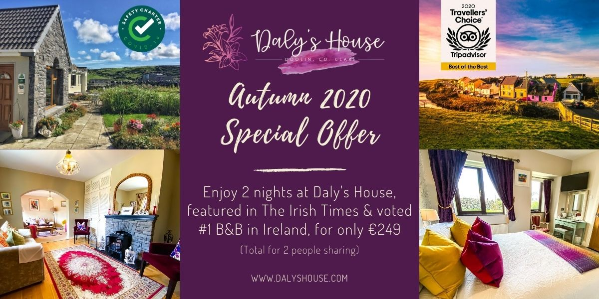 Autumn 2020 Special Offer