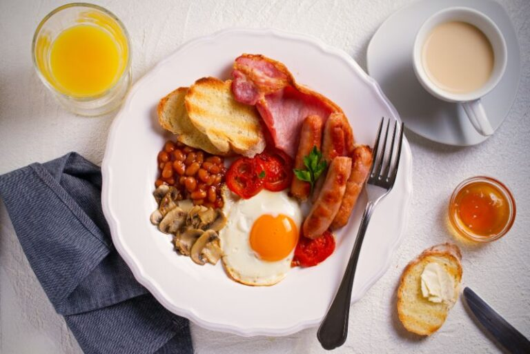 Daly's House B&B Doolin - Full Irish Breakfast - Accommodation Bed and breakfast