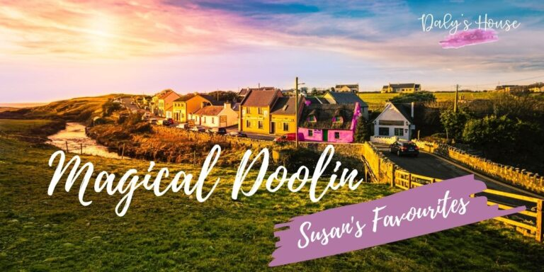 Susan's Doolin Favourites | Daly's House B&B Accommation
