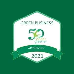 Green Business Approved - 50 Shades Greener - Daly's House Doolin