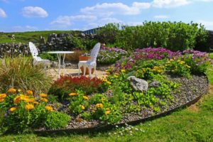 Daly's House B&B Doolin - Accommodation Bed & Breakfast on Ireland's Wild Atlantic Way Garden