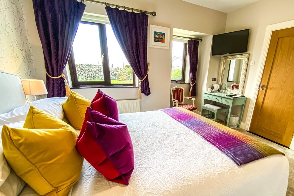 Daly's House B&B Doolin Co. Clare Ireland accommodation - Room 3