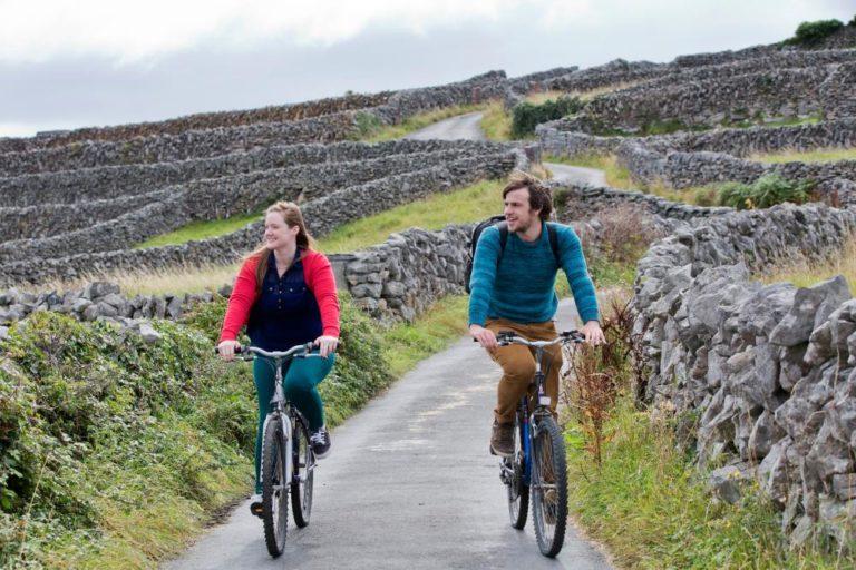 Daly's House B&B Doolin Ireland - Breakfast - Accommodation Bed and breakfast on Ireland's Wild Atlantic Way - Cycling Aran Islands